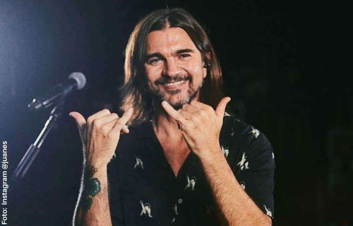 Juanes contó cómo se robó un carro en Estados Unidos