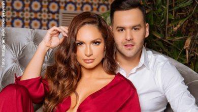Kimberly Reyes presumió el millonario regalo que le dio su esposo