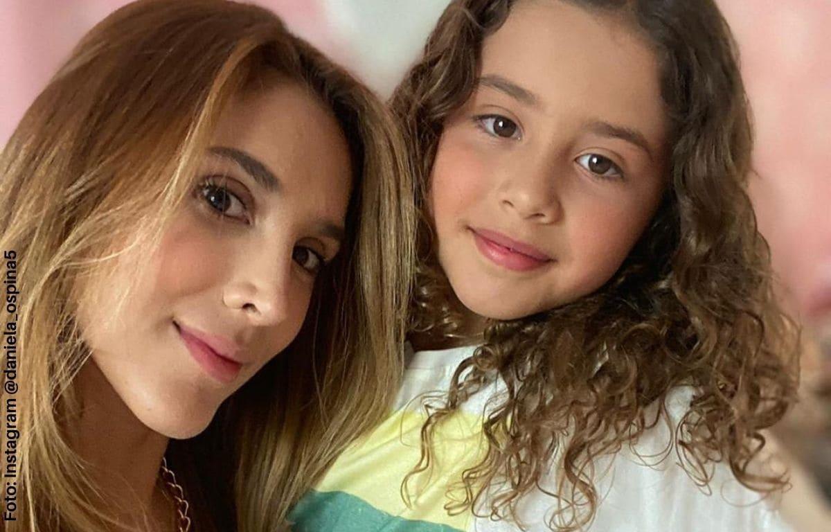 La parada de Daniela Ospina a mujer que criticó a su hija