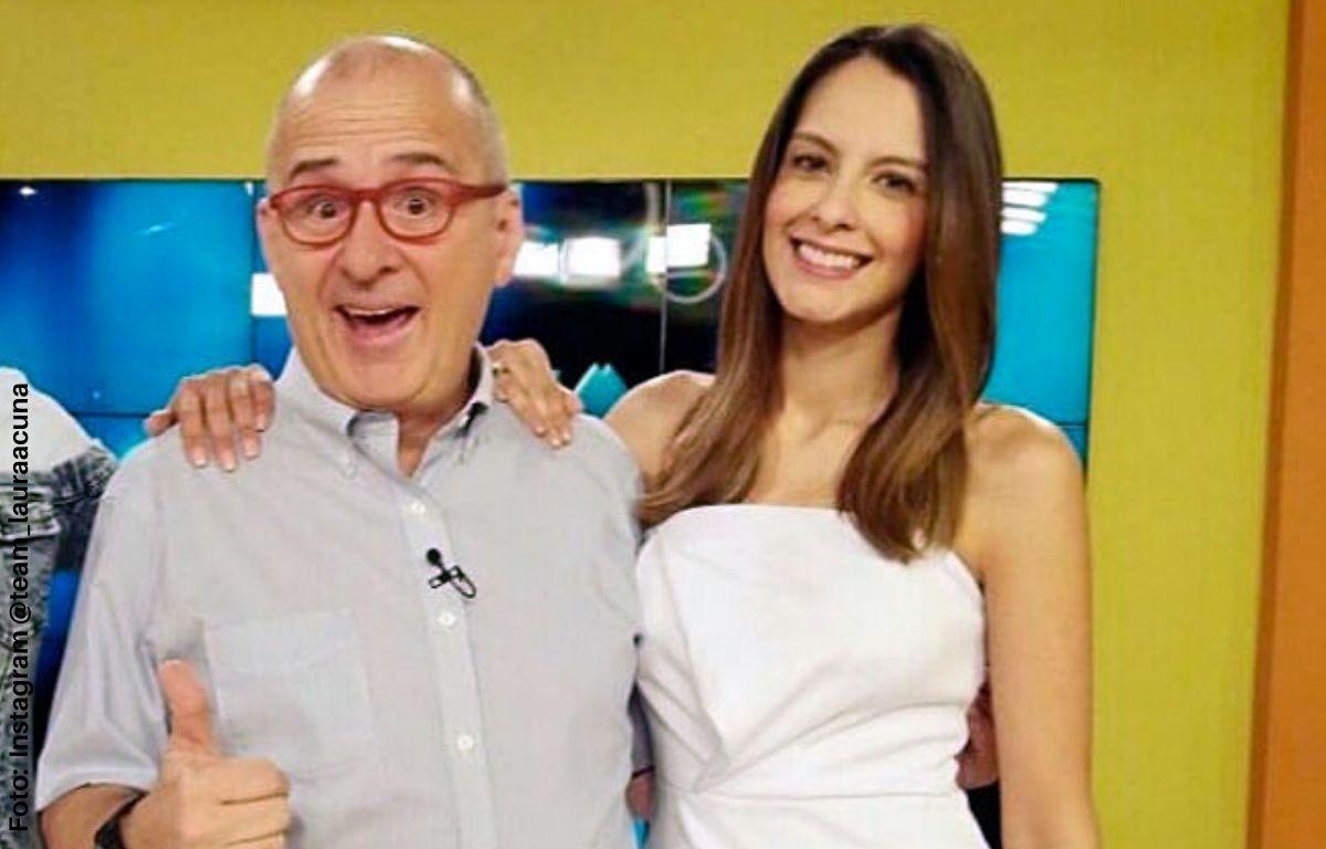 Laura Acuña conmovió al hablar sobre Jota Mario Valencia