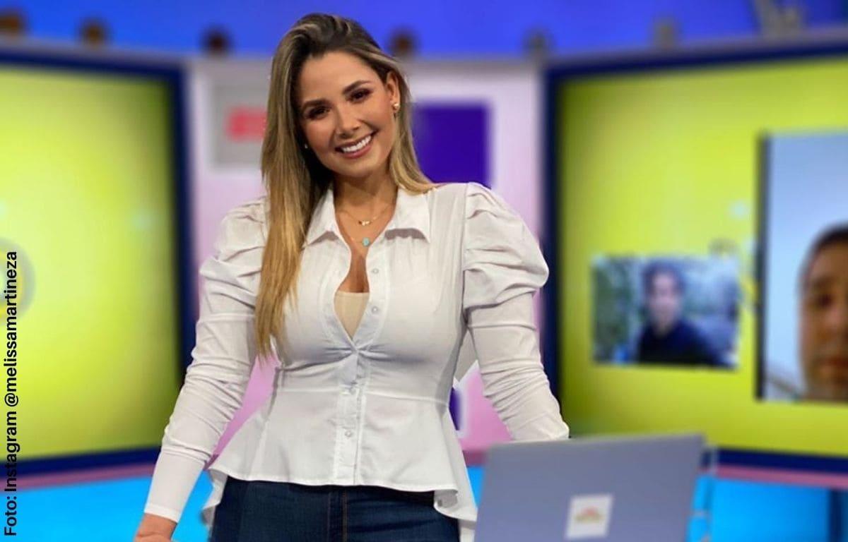 Melissa Martínez padece enfermedad que la hace comer Papel