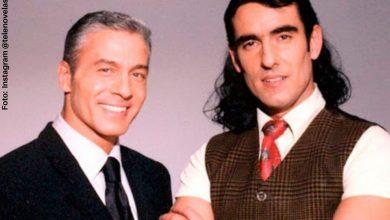 Miguel Varoni y Javier Gómez se quitaron la camisa y robaron suspiros