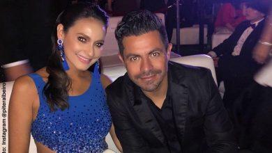 Piter Albeiro y su esposa se separaron tras 17 años de matrimonio