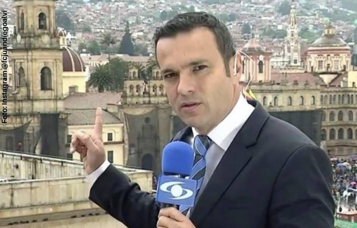Reemplazo de Juan Diego Alvira en Caracol enamoró a las televidentes