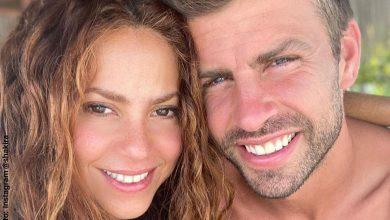 Shakira presentó a su tercer hijo al que pocos conocían