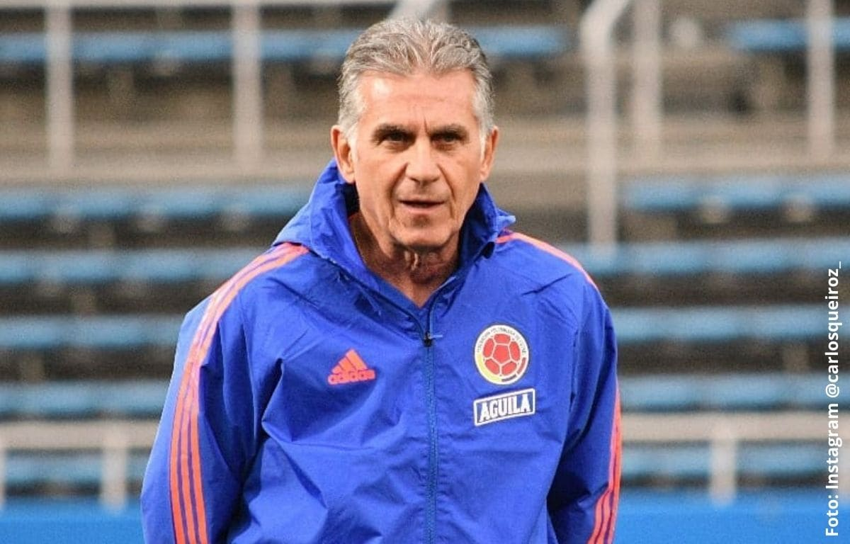 ¡Se va! Carlos Queiroz no dirigirá más a la Selección Colombia
