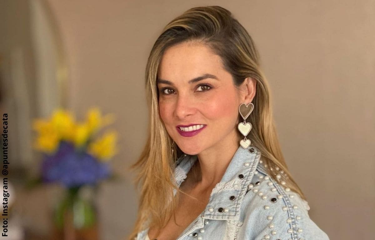 Catalina Gómez sorprendió al presumir su abdomen tonificado