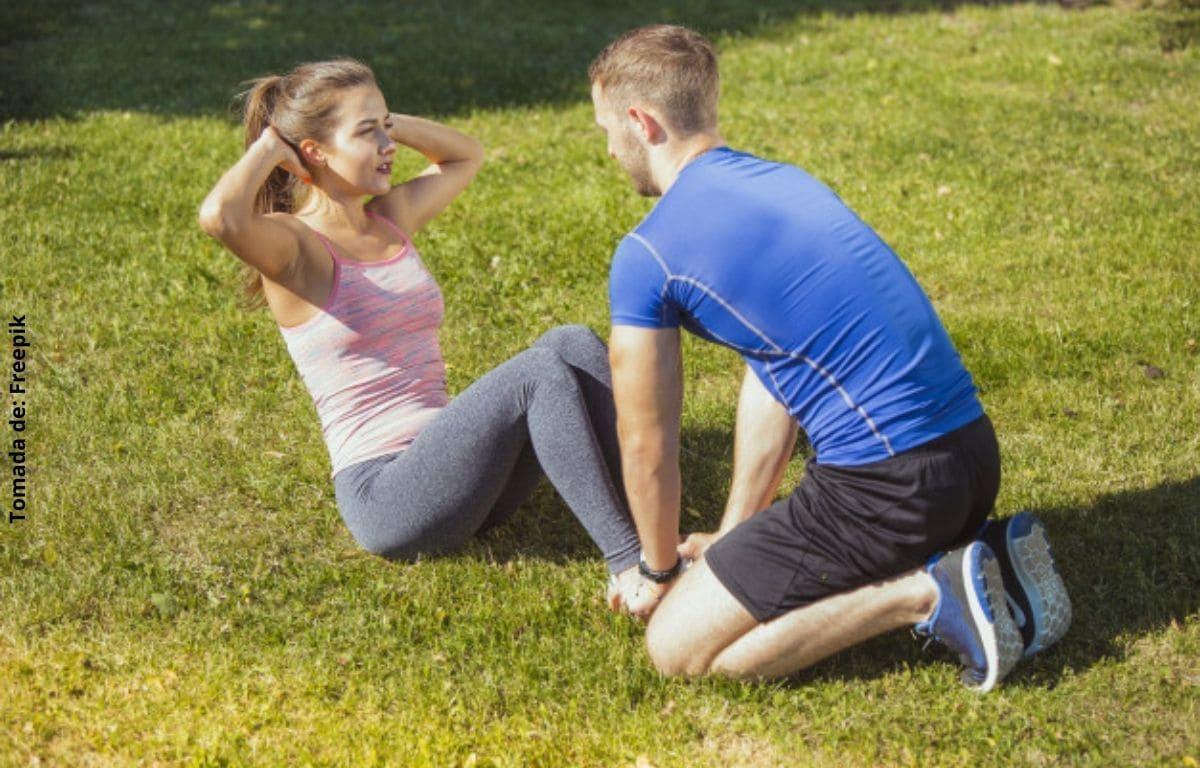 Cómo empezar una vida más saludable en pareja