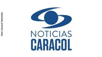Él es el presentador de Noticias Caracol que está enamorando