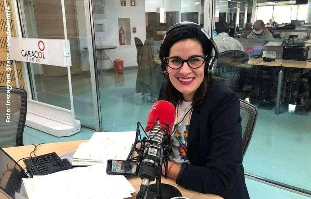 Ella es la hermosa presentadora que reemplazará a Vanessa de La Torre