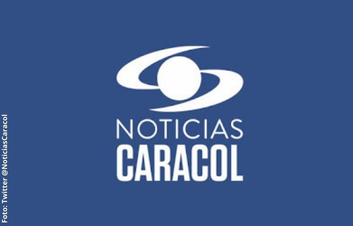 Entre lágrimas, corresponsal de Caracol mostró destrucción de su casa