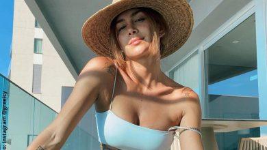 Greeicy se consagró como la reina de los bikinis con sexys fotos