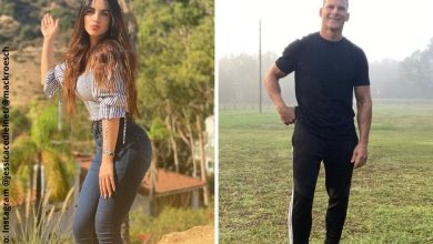 Jessica Cediel teme por su vida e interpone denuncia contra su ex