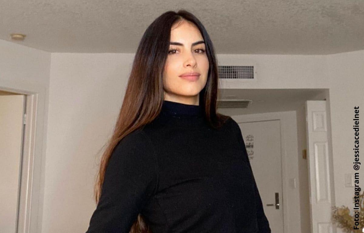 Jessica Cediel usó revelador escote que generó malos pensamientos