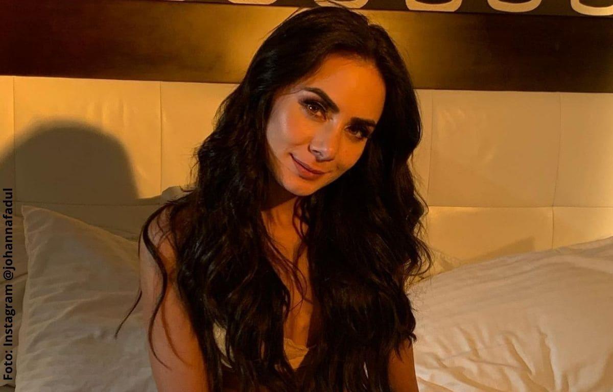 Johanna Fadul se defendió de críticas sobre sus cirugías