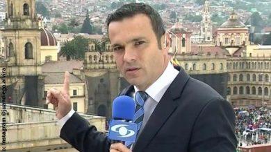Juan Diego Alvira confesó que su vida fue amenazada