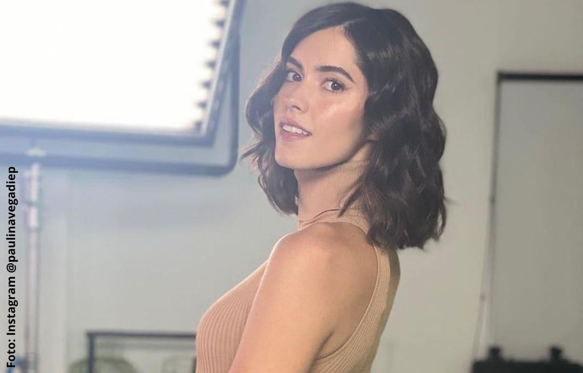 Paulina Vega es captada con su nuevo amor