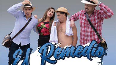 """¡Pipe Quintero y Caliche 'El Culebrero' lanzan """"El Remedio""""!"""