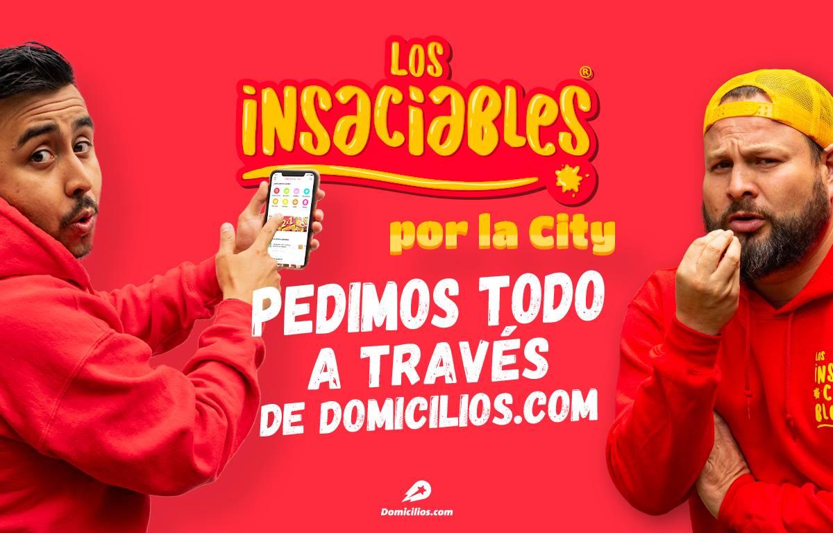 Restaurantes de la City que recomiendan los Insaciables y Domicilios.com