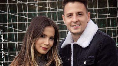 Santiago Arias y su esposa celebran 10 años de matrimonio