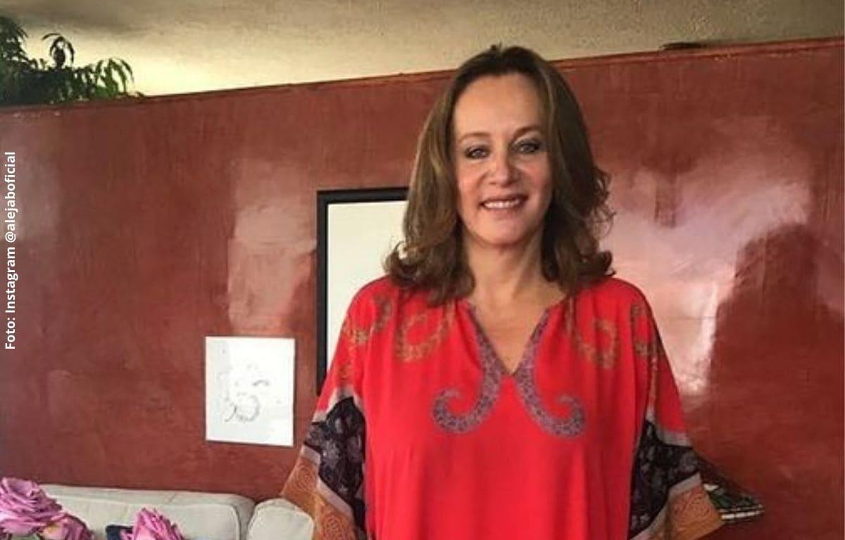 Alejandra Borrero presentó a su novia