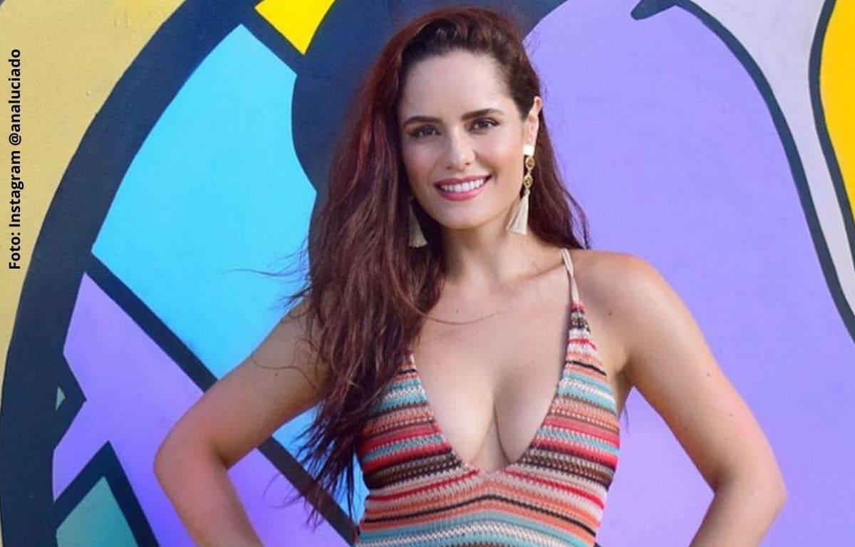 Ana Lucía Domínguez dio la bienvenida a diciembre presumiendo su cola