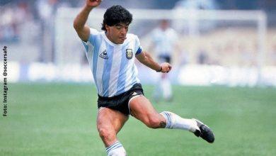 Fanáticos afirmaron ver silueta de Maradona en el cielo