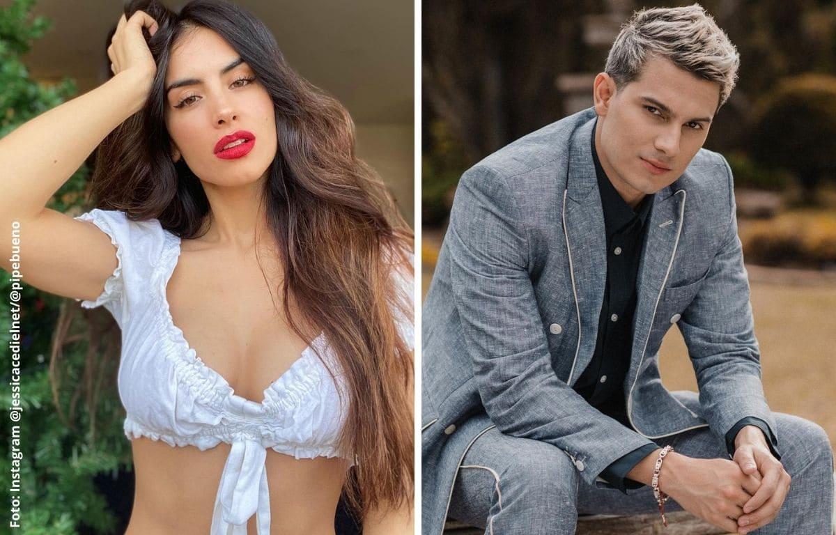 Jessica Cediel aclara cómo se lleva con Pipe Bueno y Luisa Fernanda