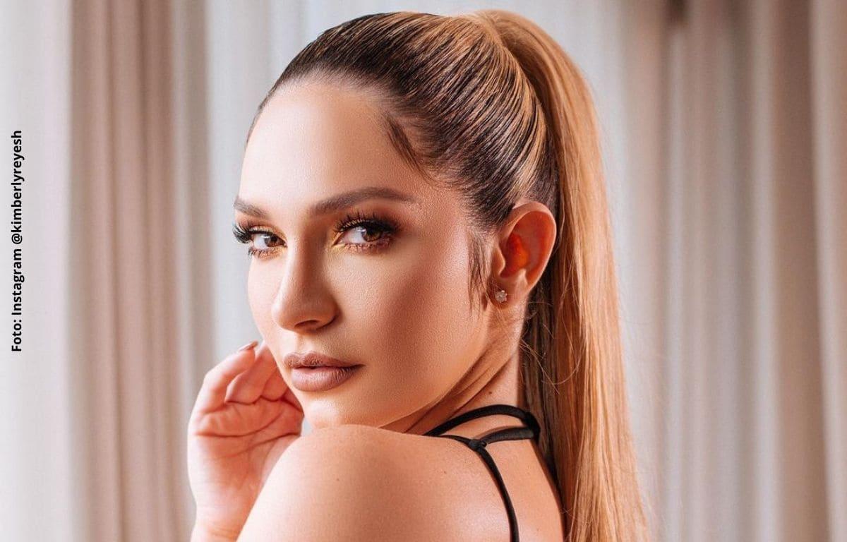 Kimberly Reyes es comparada con Jennifer López