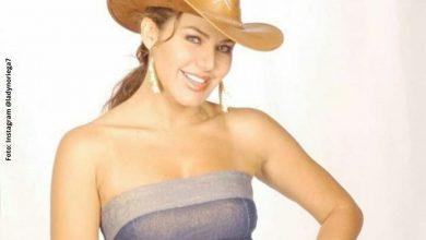 Lady Noriega publica foto sin maquillaje y sin filtros