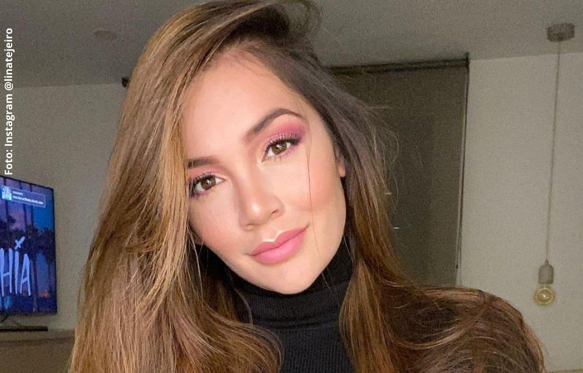 Lina Tejeiro reveló que usa botox en su rostro