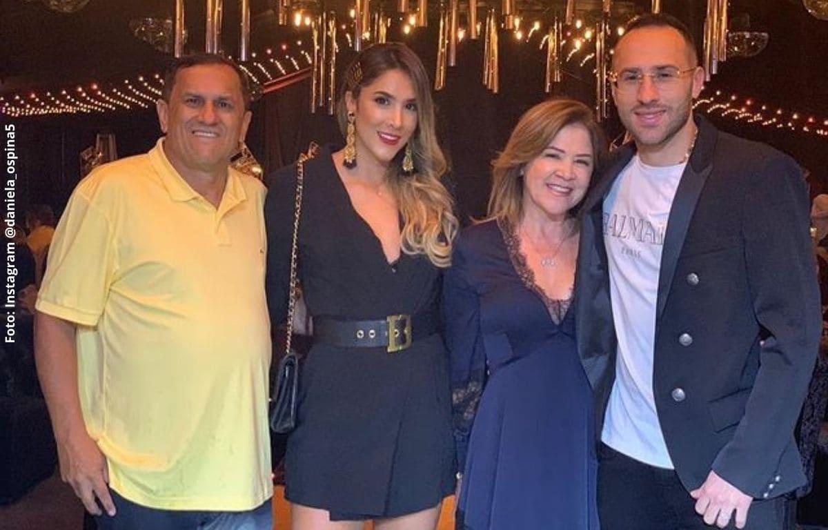 Mamá de Daniela y David Ospina reveló quién es su hijo favorito