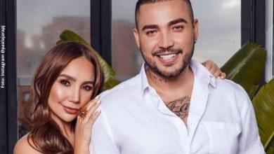 Paola Jara revela cuándo se casará con Jessi Uribe