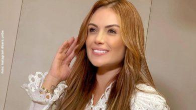 Sara Uribe impactó al presumir sus curvas ligera de ropa