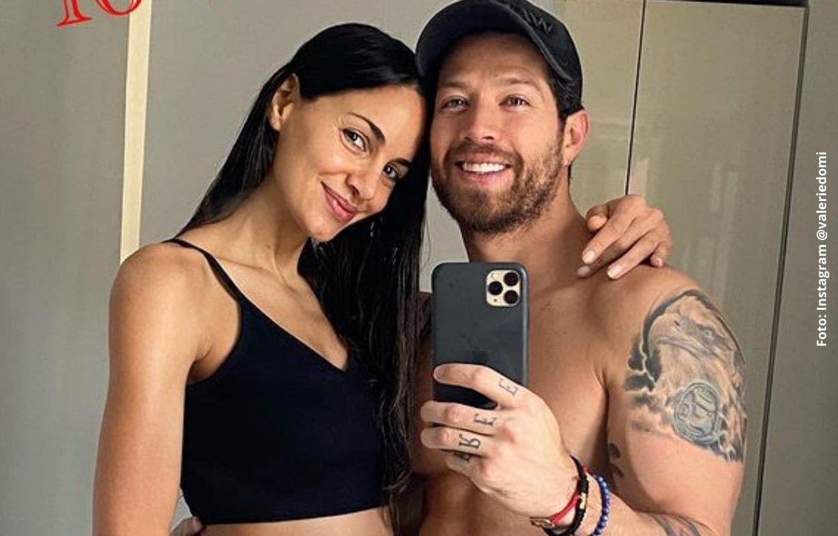 Valerie Domínguez revela que sí se casa con Juan David Echeverry
