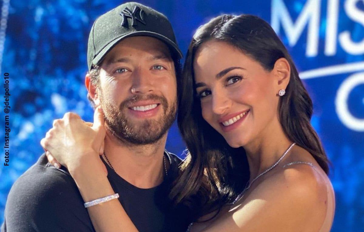 Valerie Domínguez y su novio son positivos para covid-19