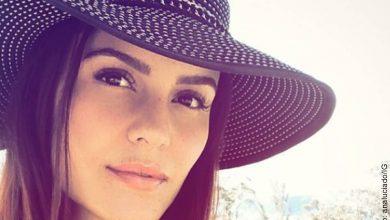 A Ana Lucía Domínguez le criticaron al marido