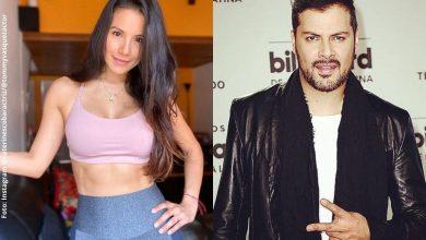 Caterin Escobar confirmó que se divorció de Tommy Vásquez