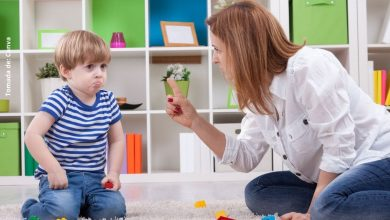 Como lograr una autoridad positiva frente a los hijos