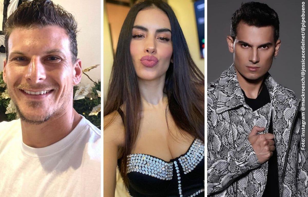 Ex de Jessica Cediel se compara con Pipe Bueno y genera controversia