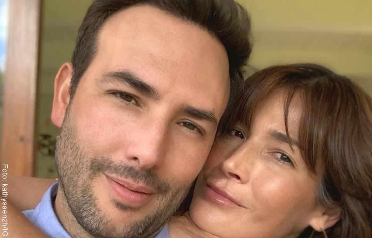 Kathy Sáenz hizo llorar a Sebastián Martínez. ¡Qué traga!