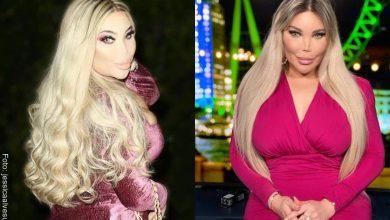 La Barbie Humana sin maquillaje ni filtros... ¿Cómo se ve?