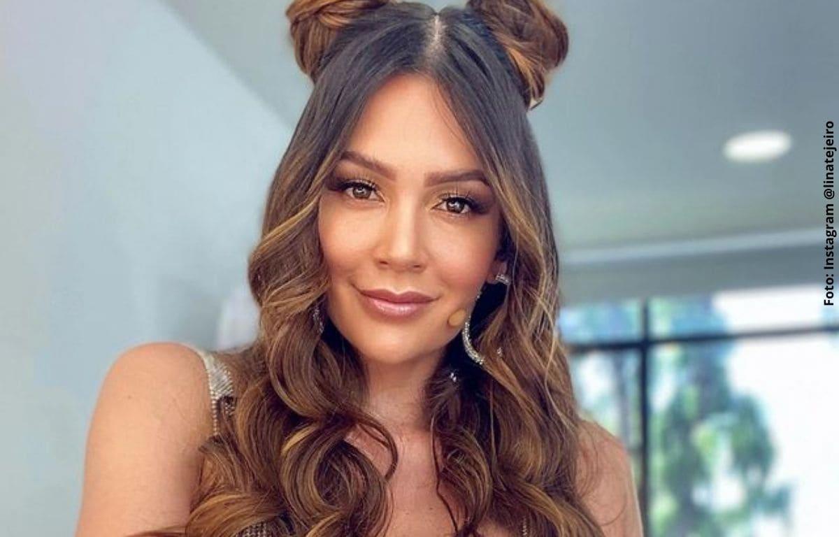 Lina Tejeiro alborotó Instagram al hablar de su situación sentimental