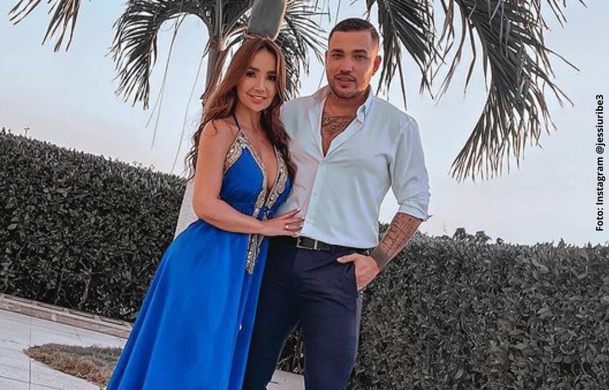 """Paola Jara expone a Jessi Uribe como """"un tóxico"""""""