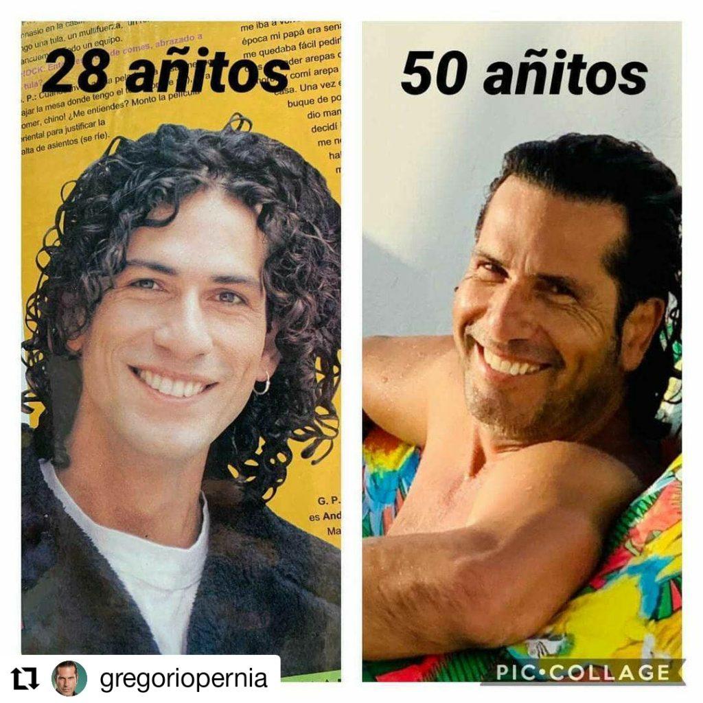 foto de dos hombres sonriendo