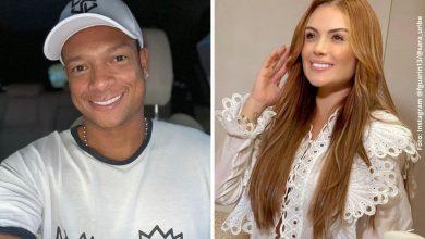 Sara Uribe dice que Fredy Guarín tiene novia y se conoce su identidad