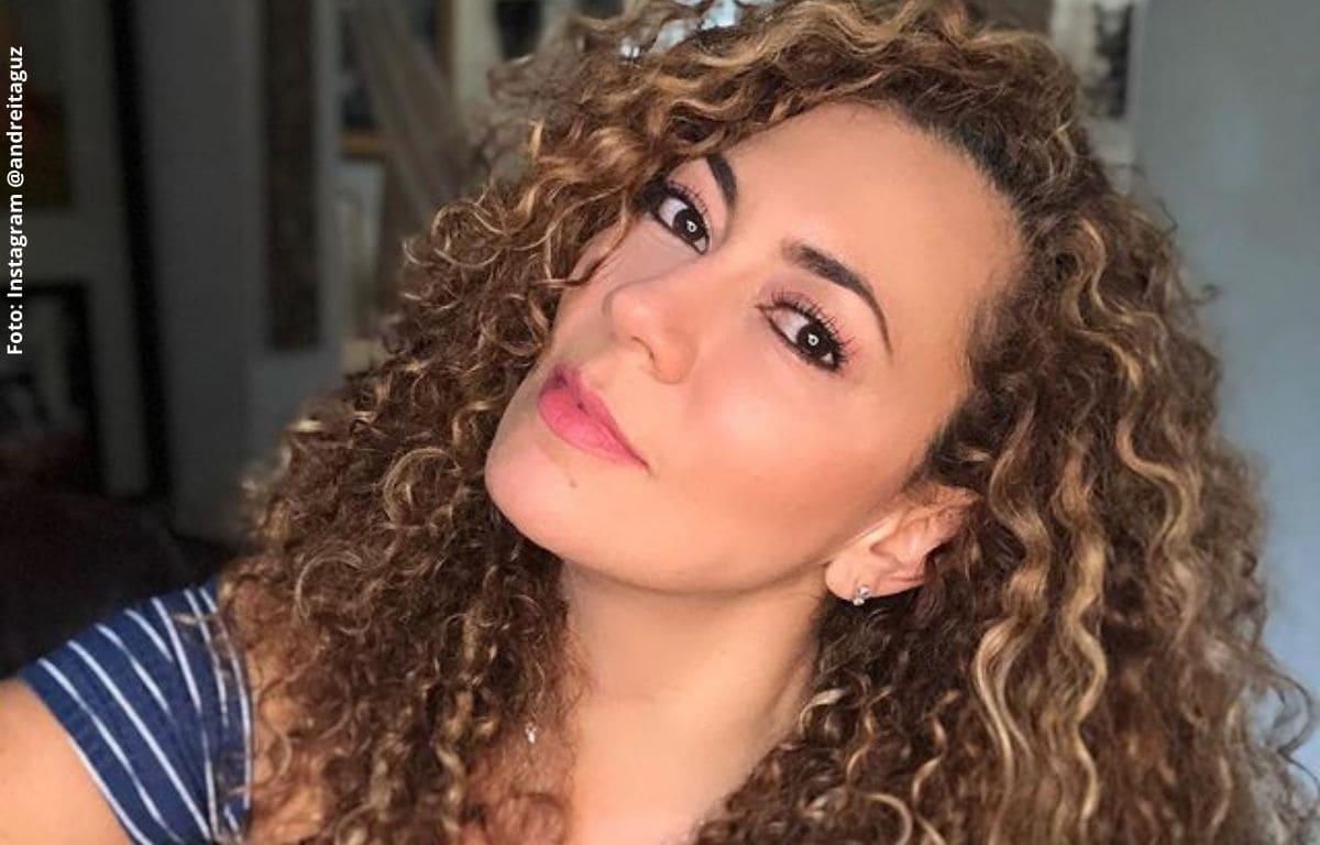 Andrea Guzmán sedujo a sus fans con transparencias