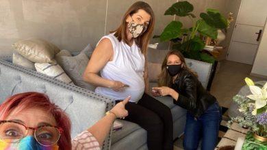"""Carolina Cruz explica situación de su """"bebé Covid"""""""