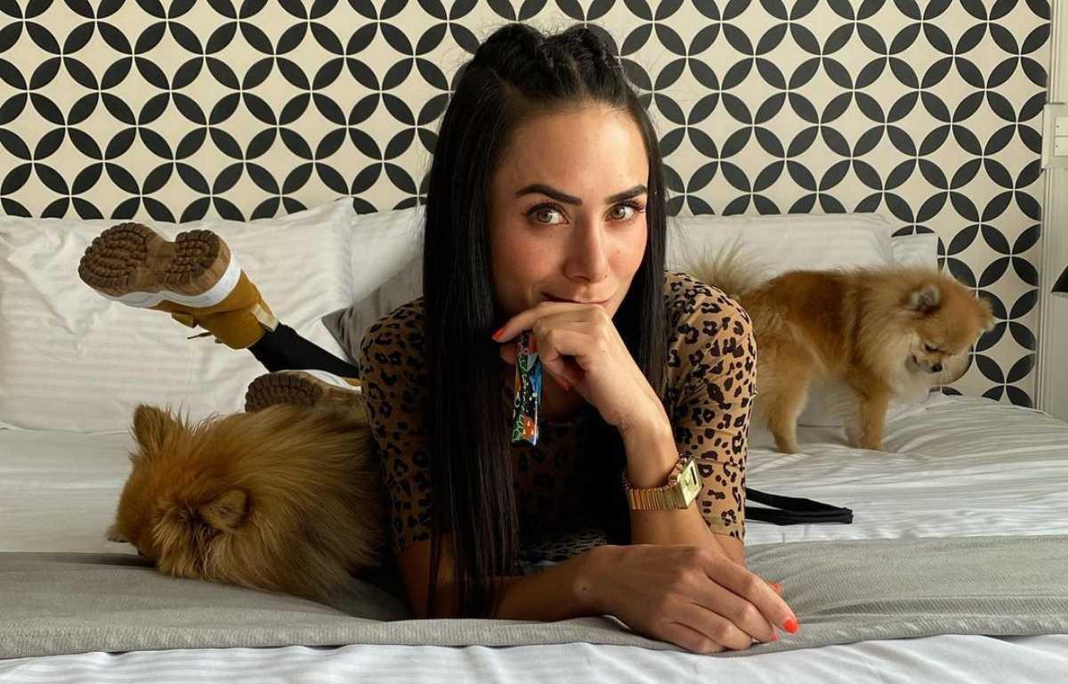 """Críticas a Johanna Fadul por """"ordinario"""" chiste con su cola"""