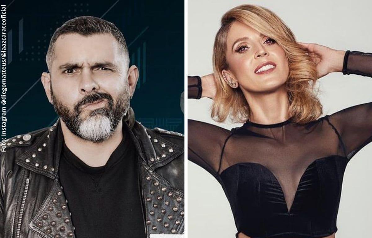 Diego Mateus dijo que no es de su agrado comedia de Alejandra Azcárate